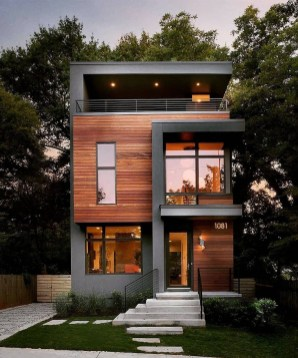 Awesome Small Contemporary House Designs Ideas To Try09