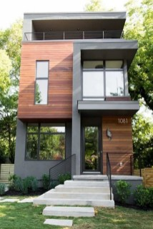 Awesome Small Contemporary House Designs Ideas To Try12
