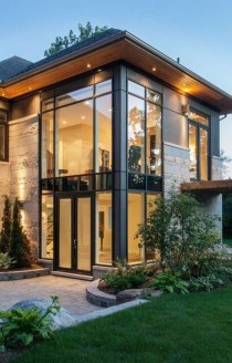 Awesome Small Contemporary House Designs Ideas To Try20