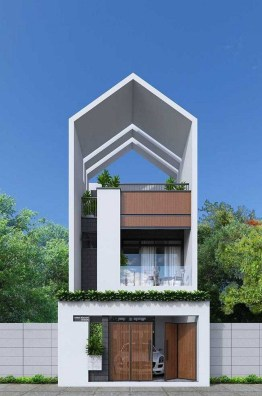 Awesome Small Contemporary House Designs Ideas To Try25