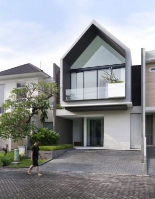 Awesome Small Contemporary House Designs Ideas To Try26
