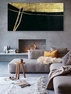 Cool Living Room Design Ideas With Fireplace To Keep You Warm This Winter09