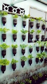 Fantastic Outdoor Vertical Garden Ideas For Small Space21