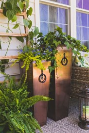 Fantastic Outdoor Vertical Garden Ideas For Small Space32