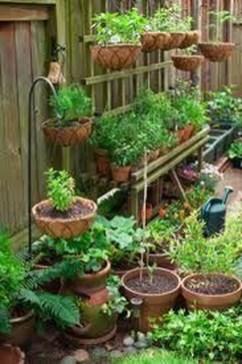 Fantastic Outdoor Vertical Garden Ideas For Small Space33