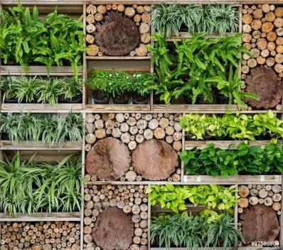 Fantastic Outdoor Vertical Garden Ideas For Small Space42