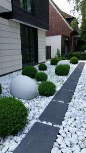 Fascinating Side Yard And Backyard Gravel Garden Design Ideas That Looks Cool28