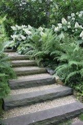 Fascinating Side Yard And Backyard Gravel Garden Design Ideas That Looks Cool30