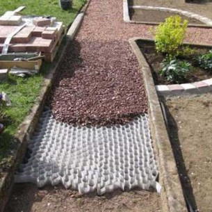 Fascinating Side Yard And Backyard Gravel Garden Design Ideas That Looks Cool42