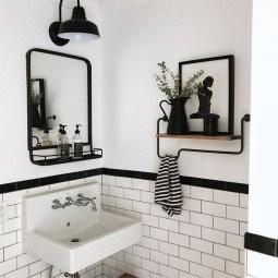 Four Practical Bathroom Designs04