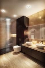 Four Practical Bathroom Designs08