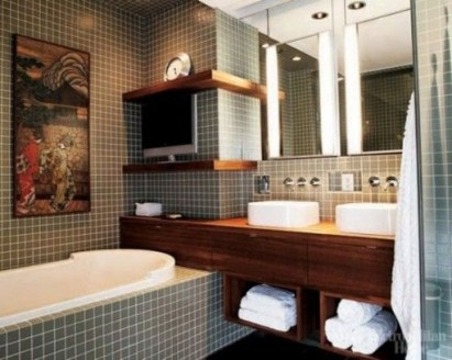Four Practical Bathroom Designs18