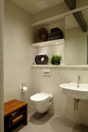 Four Practical Bathroom Designs43
