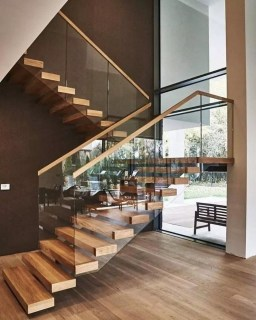 Incredible Staircase Designs For Your Home18