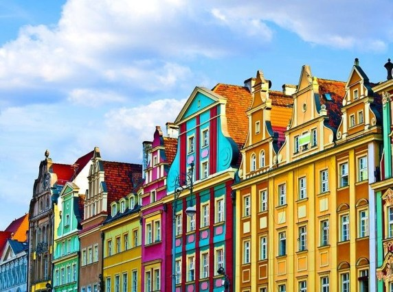 Incredibly Colorful Cities You Wont Believe That Are Real06