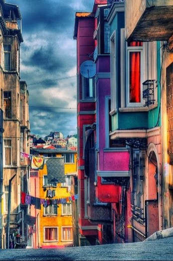 Incredibly Colorful Cities You Wont Believe That Are Real10