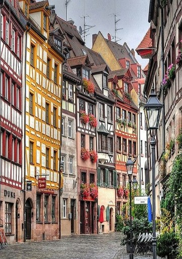 Incredibly Colorful Cities You Wont Believe That Are Real12