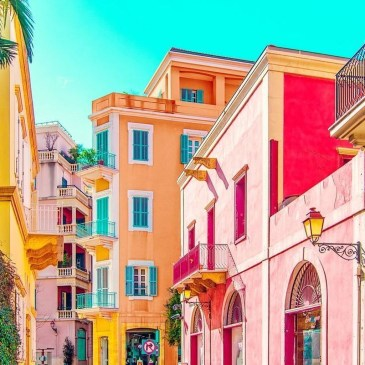 Incredibly Colorful Cities You Wont Believe That Are Real26