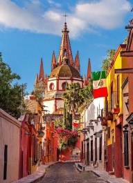 Incredibly Colorful Cities You Wont Believe That Are Real33
