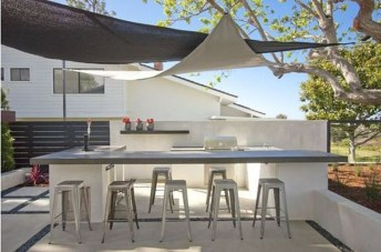 Inexpensive Renovation Tips Ideas For Outdoor Kitchen26
