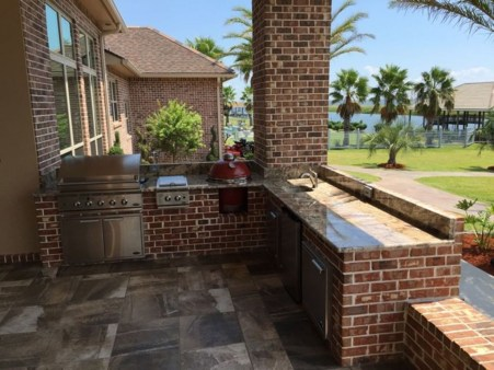 Inexpensive Renovation Tips Ideas For Outdoor Kitchen38