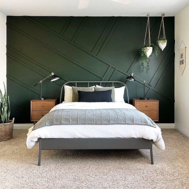 Latest Wall Bedroom Design Ideas That Unique19