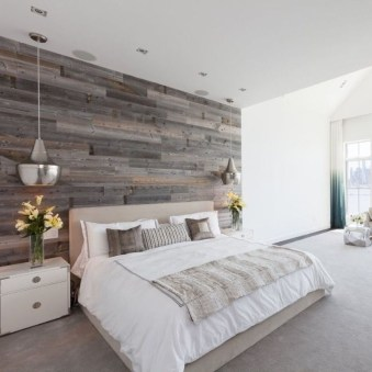 Latest Wall Bedroom Design Ideas That Unique34