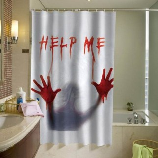 Modern Halloween Decorating Ideas For Your Bathroom07