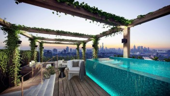 Most Amazing Rooftop Pools That You Must Jump In At Least Once42