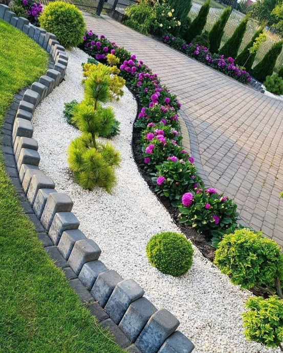 Outstanding Garden Design Ideas With Best Style To Try42