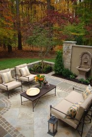 Outstanding Patio Yard Furniture Ideas For Fall To Try29