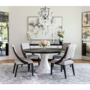 Simple But Elegant Dining Room Ideas23