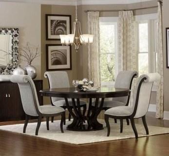 Simple But Elegant Dining Room Ideas26