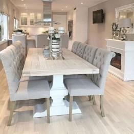 Simple But Elegant Dining Room Ideas27