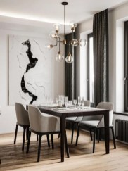 Simple But Elegant Dining Room Ideas30