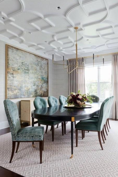 Simple But Elegant Dining Room Ideas33