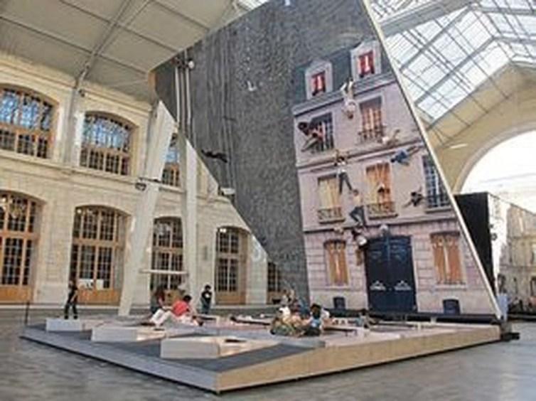 Unbelievable Public Architectural Optical Illusions39