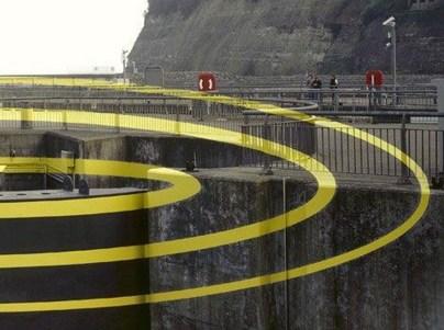 Unbelievable Public Architectural Optical Illusions45