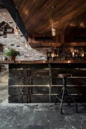 Unique Outdoor Kitchen Ideas For Excellent Restaurants16