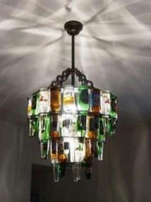 Amazing Diy Bottle Lamp Ideas12