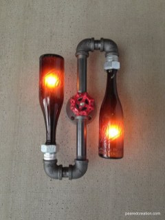 Amazing Diy Bottle Lamp Ideas20