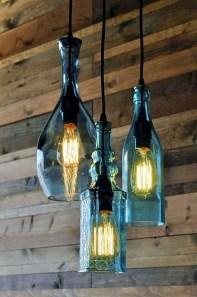 Amazing Diy Bottle Lamp Ideas21