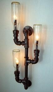 Amazing Diy Bottle Lamp Ideas22
