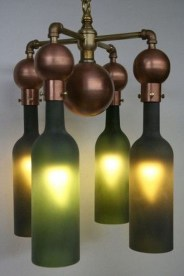 Amazing Diy Bottle Lamp Ideas28