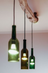 Amazing Diy Bottle Lamp Ideas31