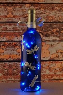 Amazing Diy Bottle Lamp Ideas38