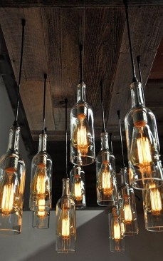 Amazing Diy Bottle Lamp Ideas39