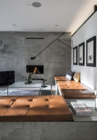 Contemporary Living Room Interior Designs50