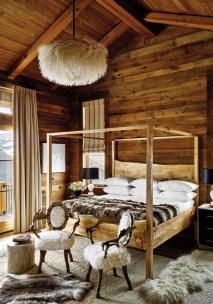 Cozy Rustic Bedroom Interior Designs For This Winter12