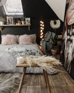 Cozy Rustic Bedroom Interior Designs For This Winter17